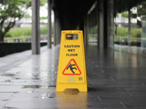 e-Learning - An Introduction to Slips, Trips and Falls in the Workplace